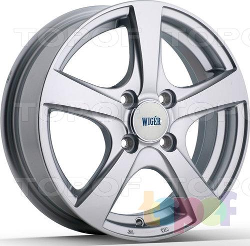Колесные диски Wiger WGR 2005. Изображение модели #1
