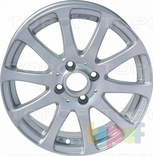 Колесные диски Wiger WGR 2008. Изображение модели #1