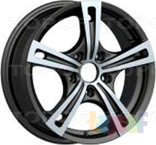 Колесные диски Wiger WGR 2009. Изображение модели #1