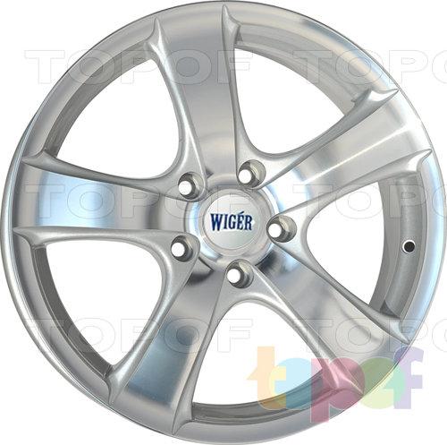 Колесные диски Wiger WGR 2010. Изображение модели #1