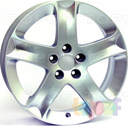 Колесные диски Wiger WGR 2101. Изображение модели #1