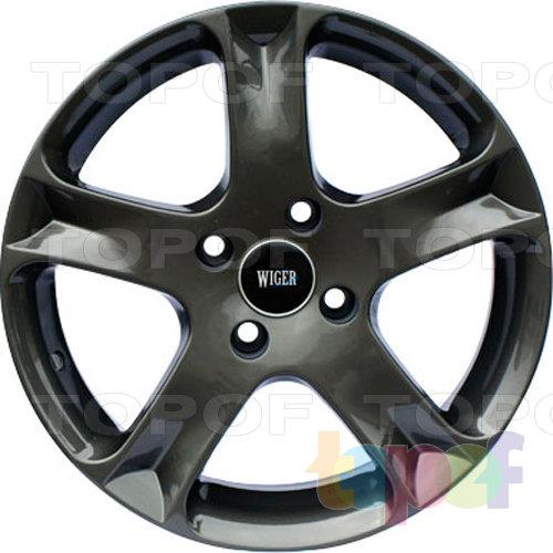 Колесные диски Wiger WGR 2101. Изображение модели #2