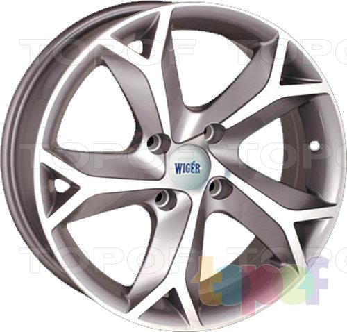 Колесные диски Wiger WGR 2102. WGR2102