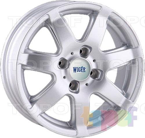 Колесные диски Wiger WGR 2102. WGR2102/1