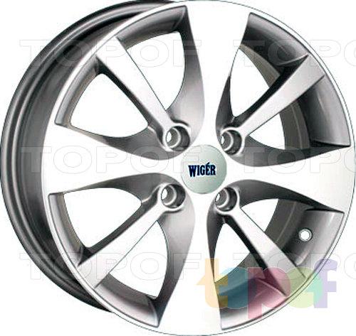 Колесные диски Wiger WGR 2301. WGR2301