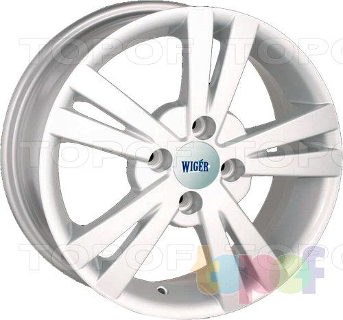 Колесные диски Wiger WGR 2303. Изображение модели #1