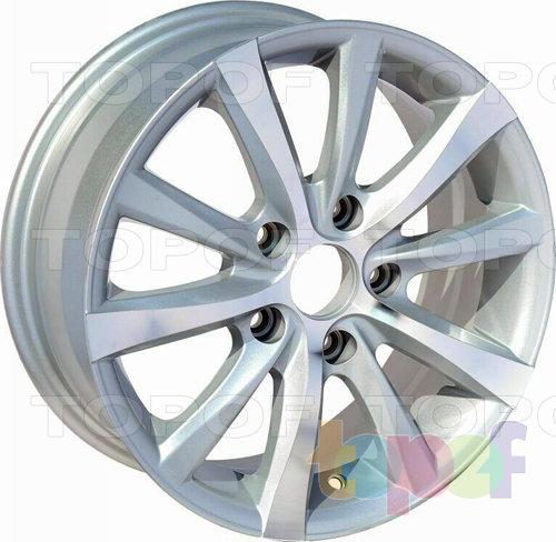 Колесные диски Wiger WGR 2304. Изображение модели #1