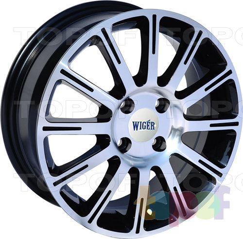 Колесные диски Wiger WGR 2306. Изображение модели #1