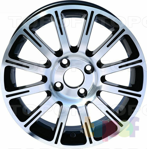Колесные диски Wiger WGR 2306. Изображение модели #2