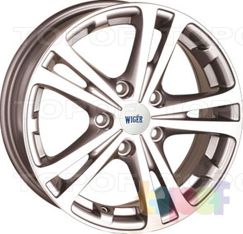 Колесные диски Wiger WGR 2501. Изображение модели #1
