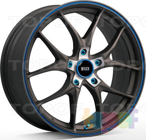 Колесные диски Wiger WGR 2701. Изображение модели #1