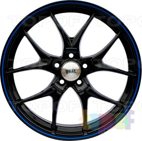 Колесные диски Wiger WGR 2701. Изображение модели #2