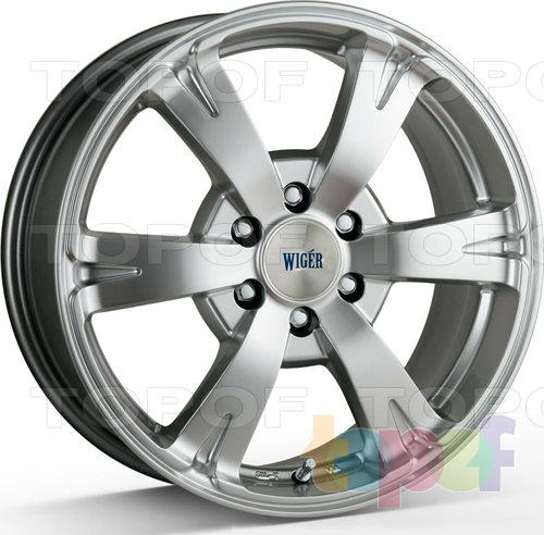 Колесные диски Wiger WGR 2901