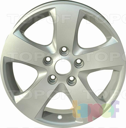 Колесные диски Wiger WGR 2911. Изображение модели #1