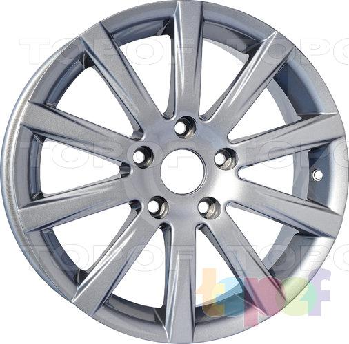 Колесные диски Wiger WGR 2912. Изображение модели #1
