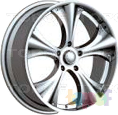 Колесные диски Wiger WGR 2914. Изображение модели #1