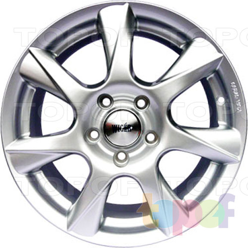 Колесные диски Wiger WGR 3004. Изображение модели #2