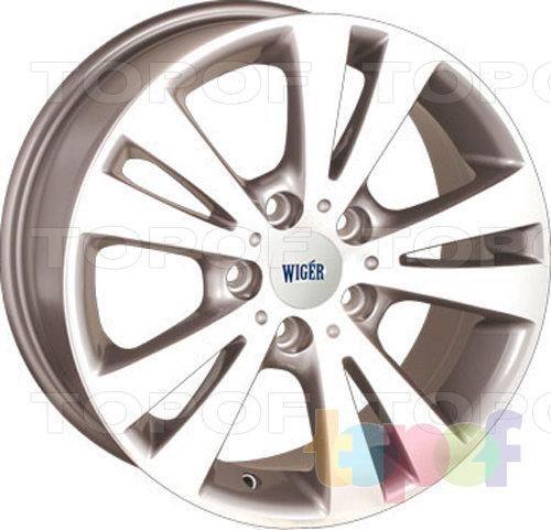 Колесные диски Wiger WGR 3010. Изображение модели #1