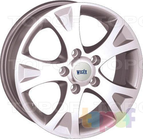 Колесные диски Wiger WGR 3015. Изображение модели #1