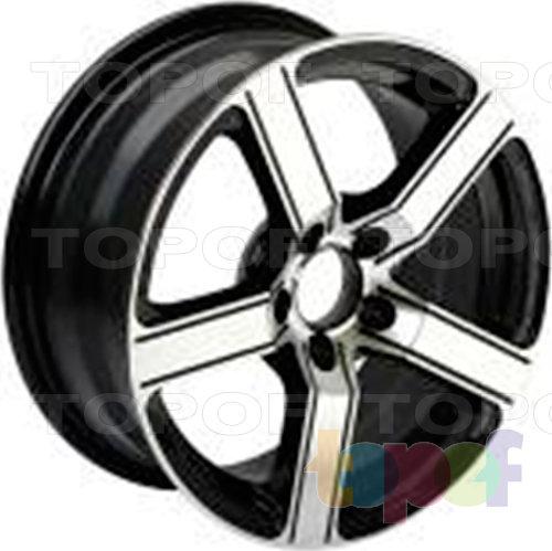 Колесные диски Wiger WGR 3202. Изображение модели #1
