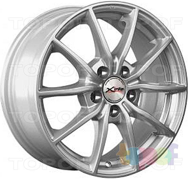 Колесные диски X'trike X-111. Изображение модели #2