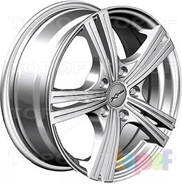 Колесные диски X'trike X-112. Изображение модели #2