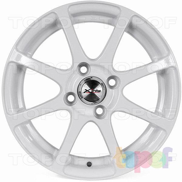 Колесные диски X'trike X-114. Изображение модели #1