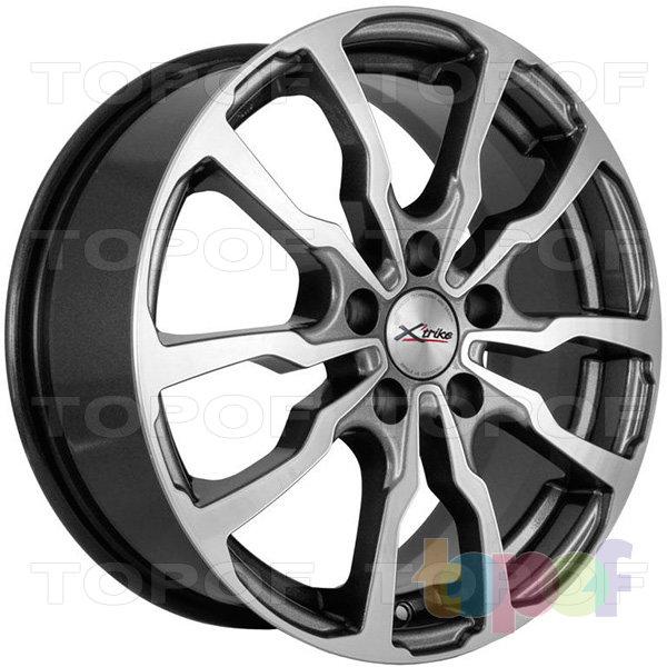 Колесные диски X'trike X-117. Изображение модели #1
