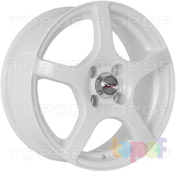 Колесные диски X'trike X-118. Изображение модели #1