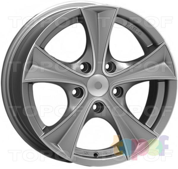 Колесные диски Yamato Lida. Изображение модели #1