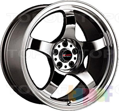 Колесные диски Yamato Tamurama. Изображение модели #1