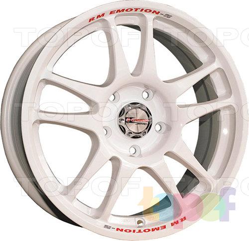 Колесные диски Yamato Toetomi. Изображение модели #1