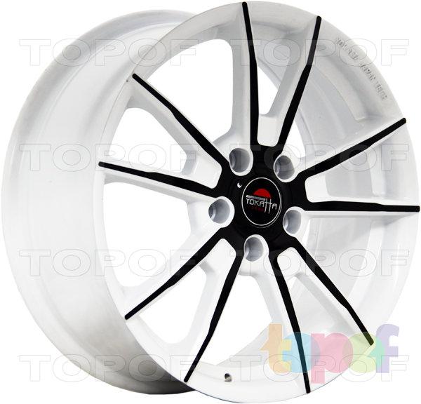 Колесные диски Yokatta Model-27