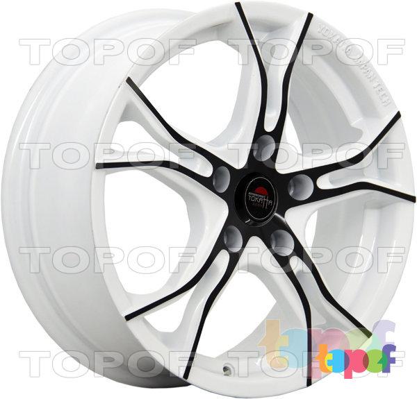 Колесные диски Yokatta Model-36. Цвет W+B