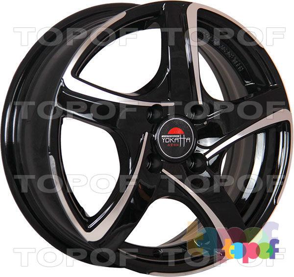 Колесные диски Yokatta Model-5