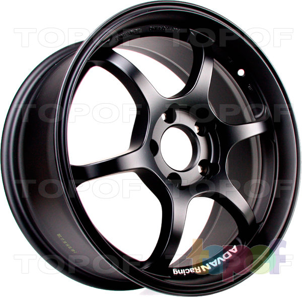 Колесные диски Yokohama Advan Racing RG-D