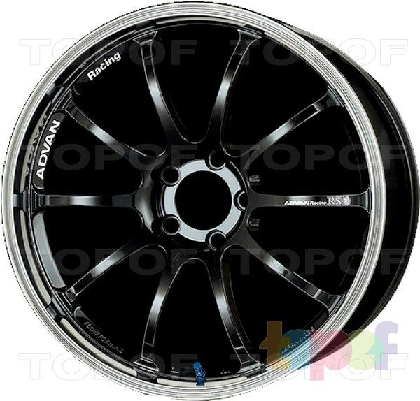 Колесные диски Yokohama Advan Racing RS-D. Цвет - хром