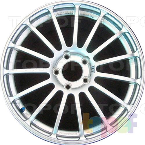 Колесные диски Yokohama Advan Racing RT. Изображение модели #1