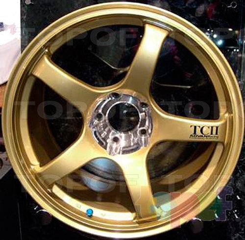 Колесные диски Yokohama Advan Racing TCII. Изображение модели #1