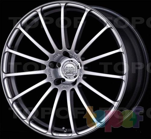Колесные диски Yokohama AVS model F15. Изображение модели #1