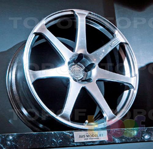 Колесные диски Yokohama AVS model F7. Изображение модели #1
