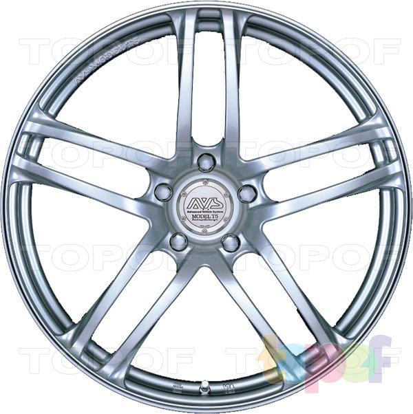 Колесные диски Yokohama AVS model T5. Изображение модели #4