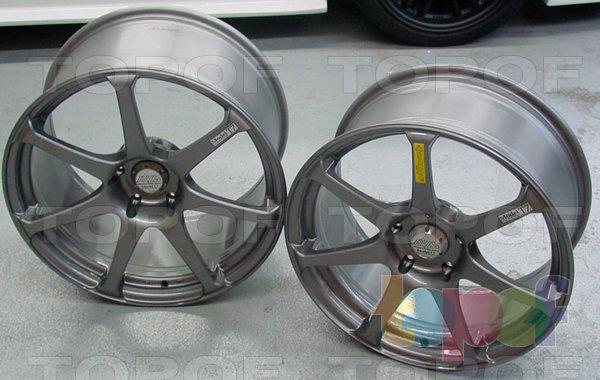 Колесные диски Yokohama AVS model T7. Изображение модели #1
