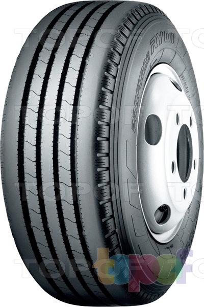 Шины Yokohama RY01 ProForce. Дорожная шина для грузового автомобиля