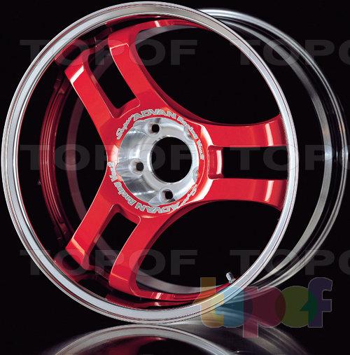 Колесные диски Yokohama Super Advan Racing Version2. Изображение модели #4