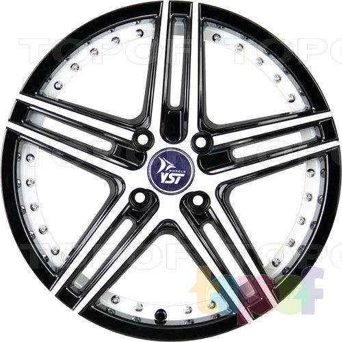 Колесные диски YST x1. Изображение модели #2