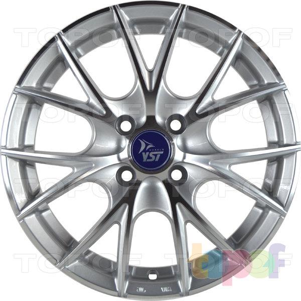 Колесные диски YST x10. Изображение модели #2