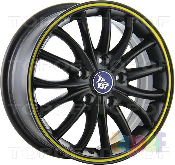 Колесные диски YST x14. Изображение модели #1