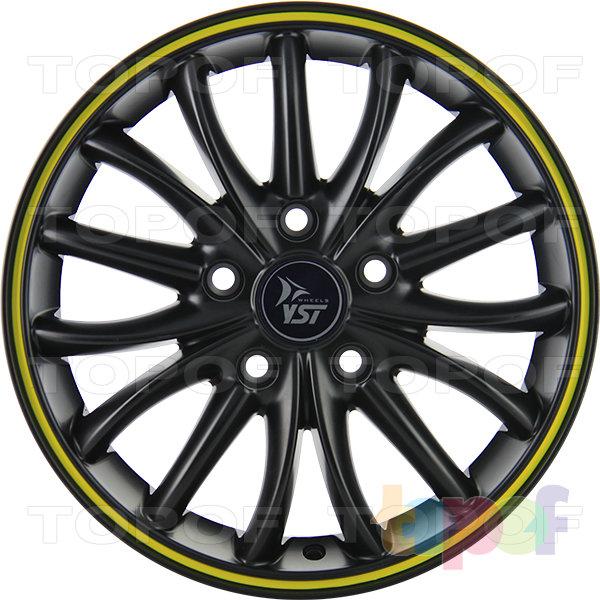 Колесные диски YST x14. Изображение модели #2