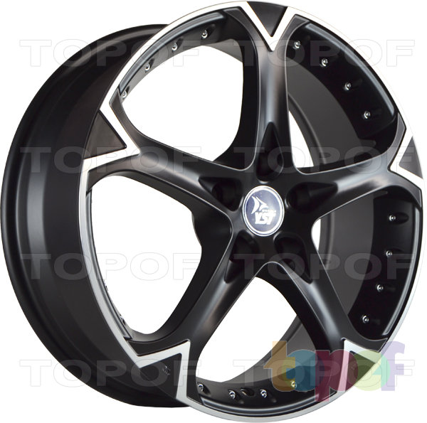 Колесные диски YST x15. Изображение модели #1